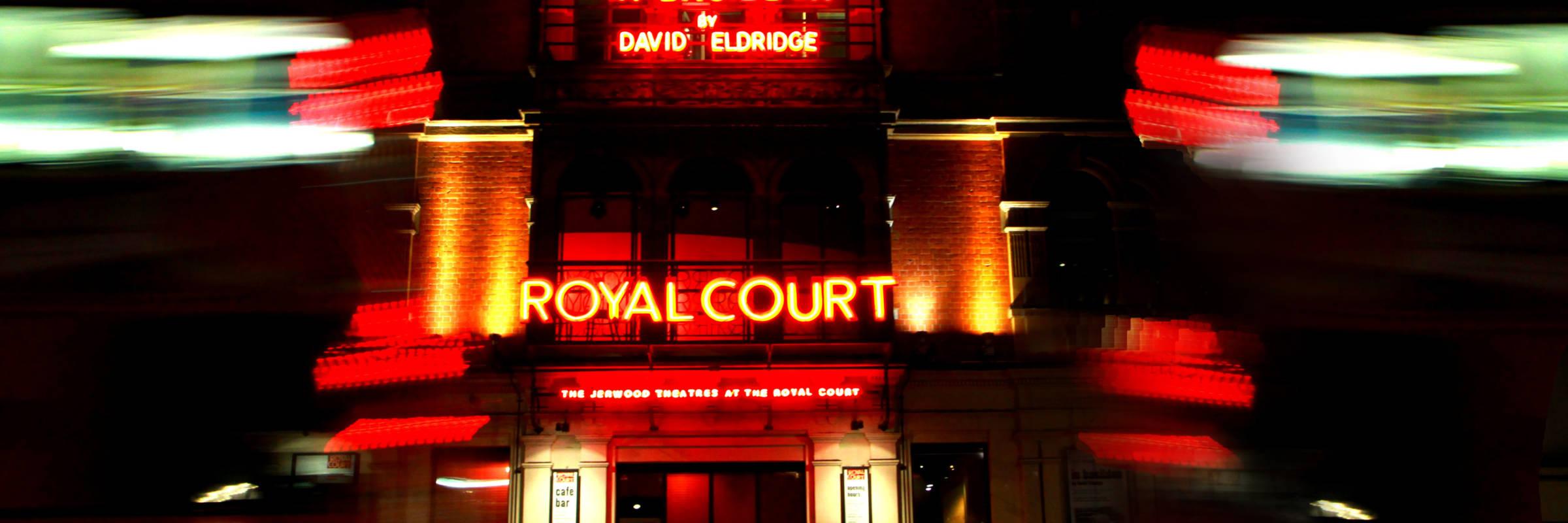 Royal Court Theatre- Sep 2013 - Feb 2014 Season Announced - Royal Court