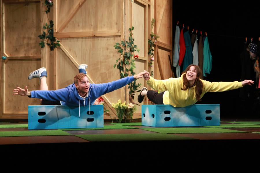 Primetime: New plays by children showcased at Royal Court Theatre