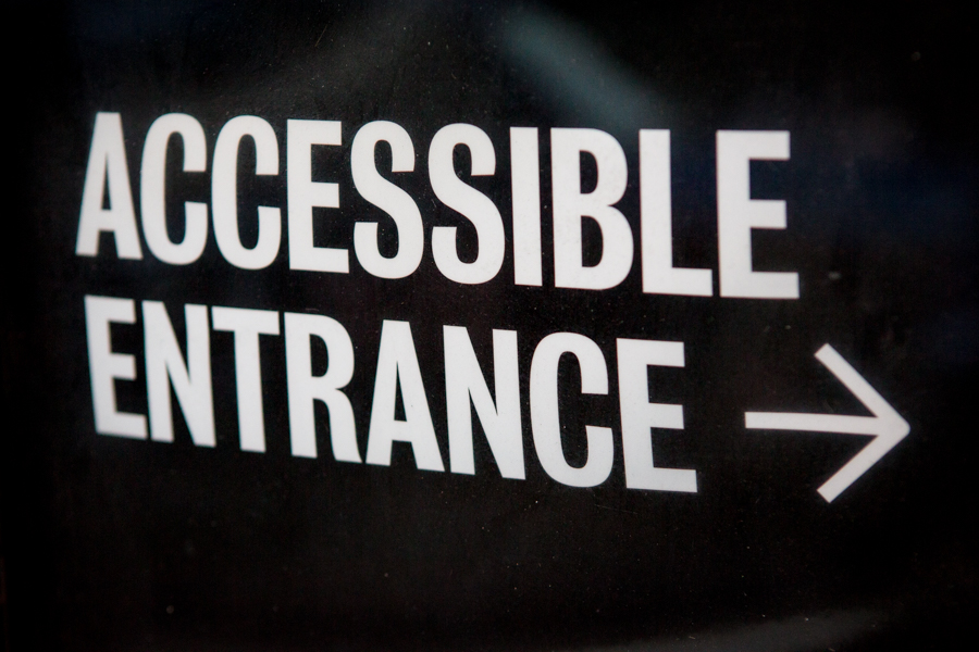 Access sign ©HelenMurray