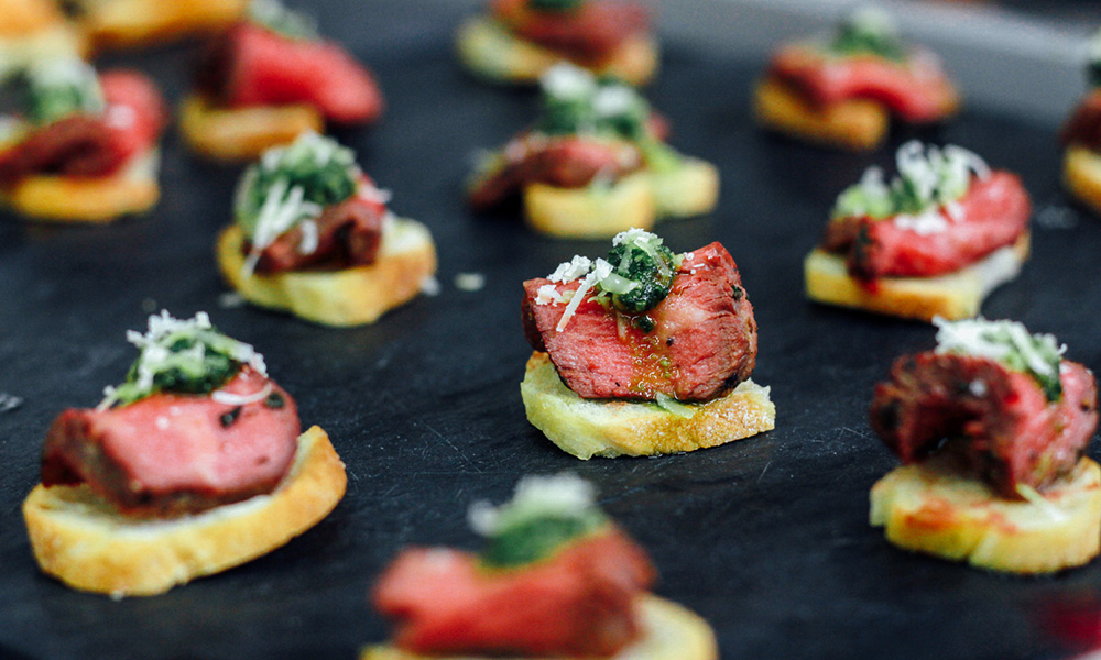 Canapes ©HelenMurray