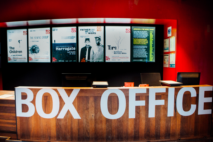 Box Office ©HelenMurray