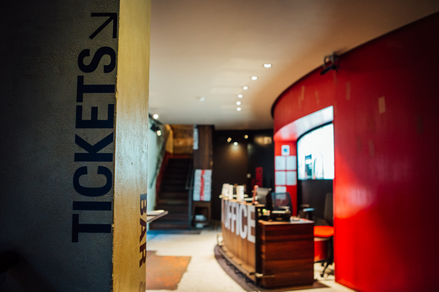 Box Office Tickets ©HelenMurray