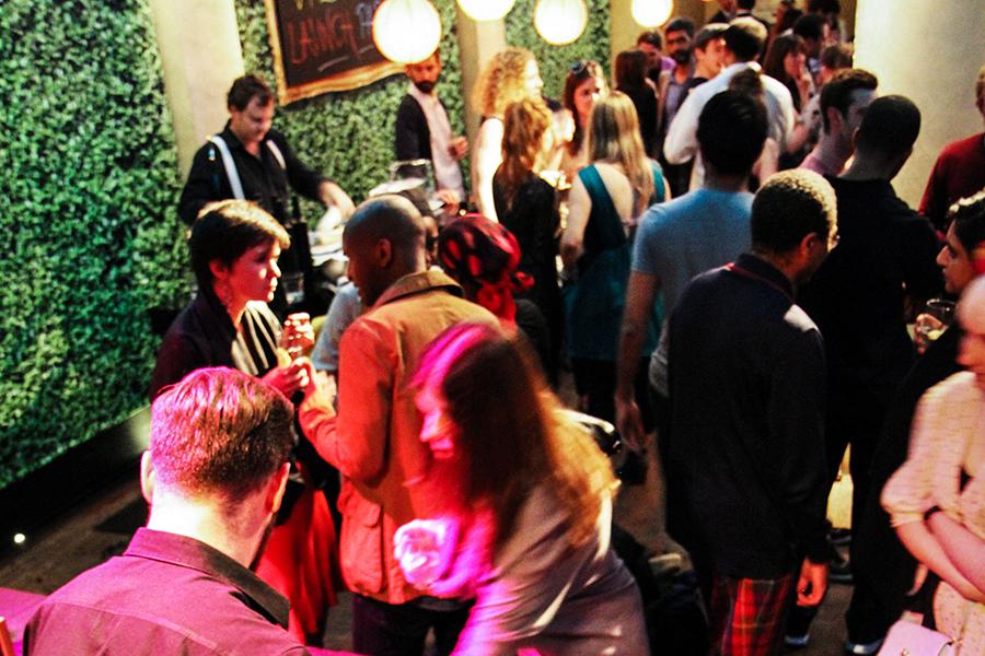 Bar event