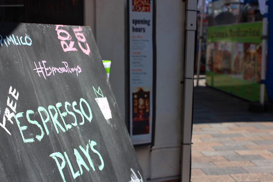 Espresso Plays