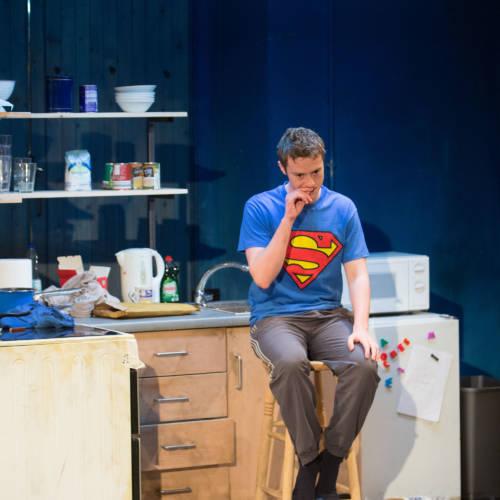 Joseph Quinn as Dean Carmody in WISH LIST Photo Jonathan Keenan