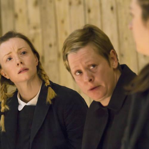 Nancy Crane Fiona Glascott Jane Hazlegrove John Mackay Sarah Niles Alison O'Donnell  Writer: E V Crowe Director & Designer: Stewart Laing Lighting Designer: Mike Brookes Sound Designer: Christopher Shutt