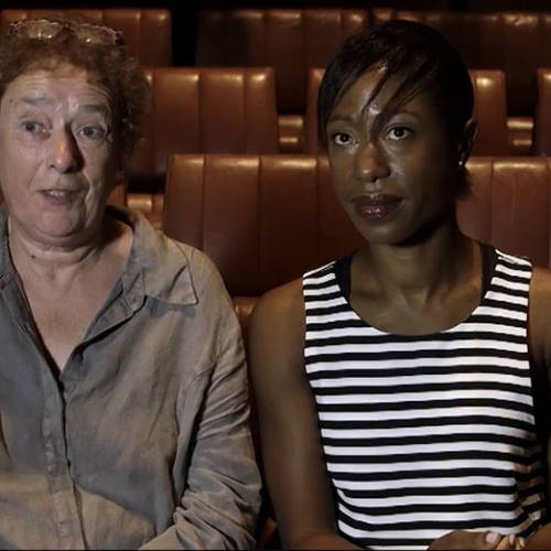 Linda Bassett and Nikki Amuka-Bird - crop
