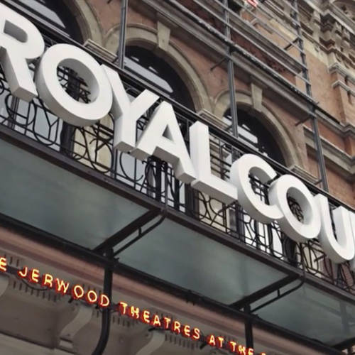 Memories of the Royal Court Theatre - crop