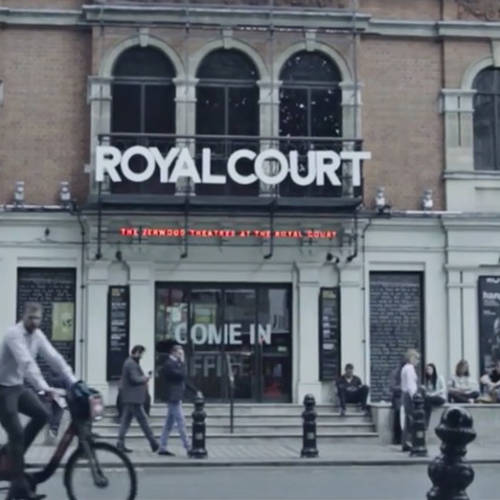 Sixty Years New at the Royal Court Theatre - crop