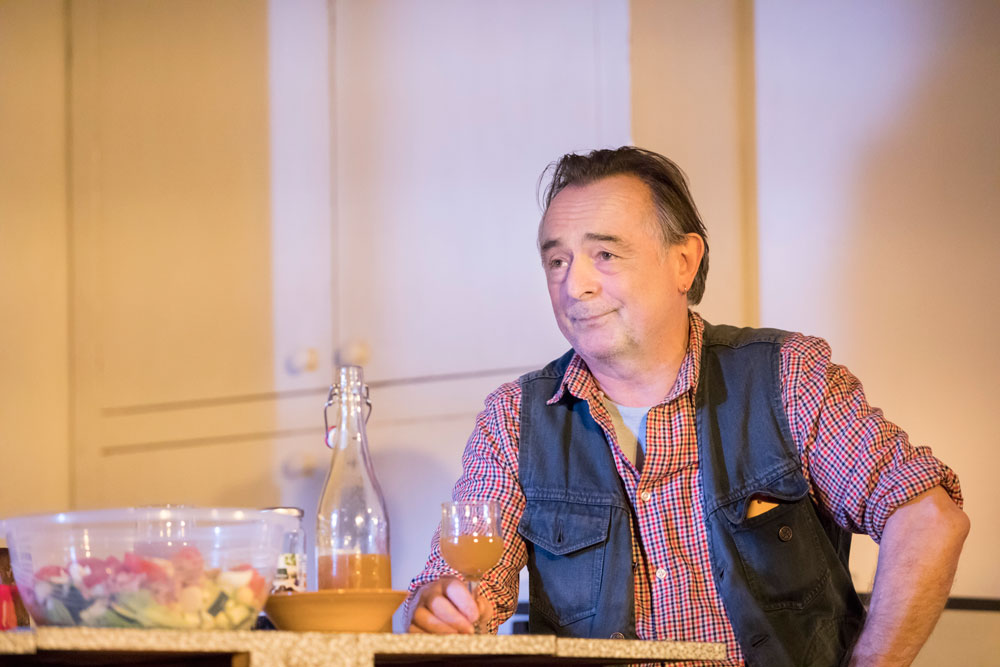 Ron Cook in The Children by Lucy Kirkwood (Photo: Johan Persson)
