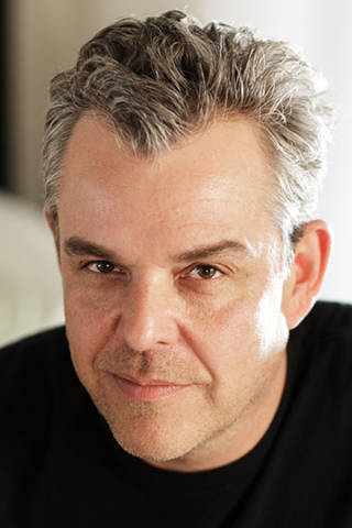 Danny Huston photo by Ari Michelson