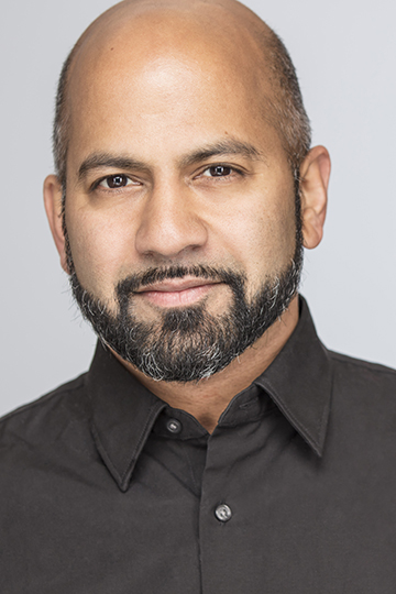 Ajay Naidu Photo by Johan Persson