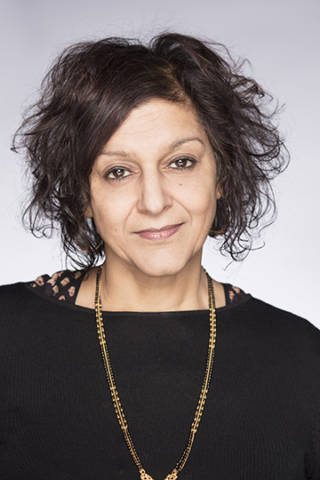 Meera Syal Photo by Johan Persson