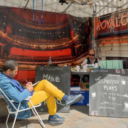 Pimlico Marketing Stall 2015