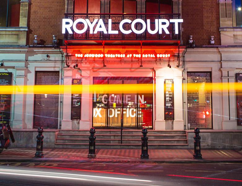 Royal Court Building - Helen Murray