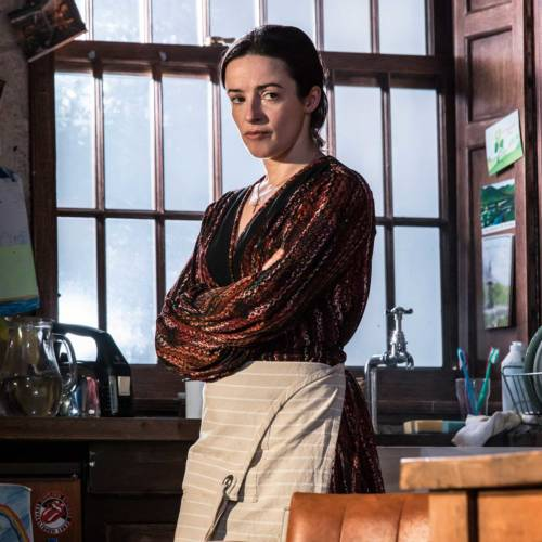 Laura Donnelly in The Ferryman by Jez Butterworth (Photo: Johan Persson)