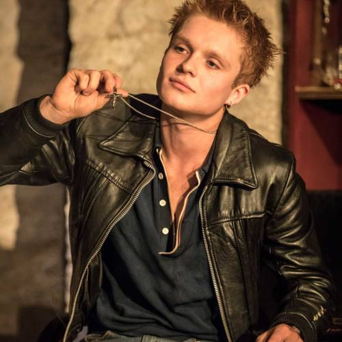 Tom Glynn-Carney in The Ferryman by Jez Butterworth (Photo: Johan Persson)