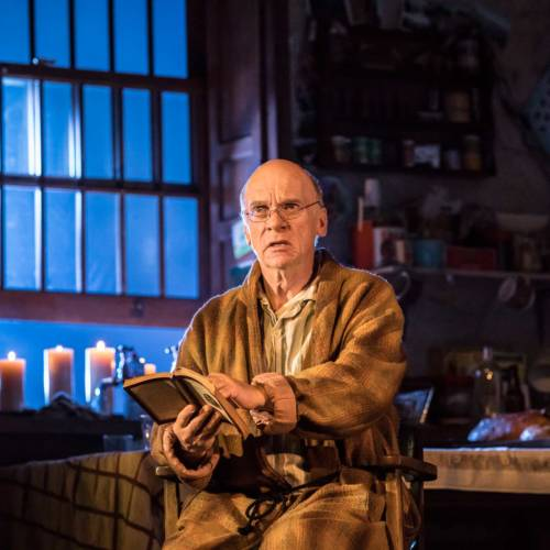 Des McAleer in The Ferryman by Jez Butterworth (Photo: Johan Persson)
