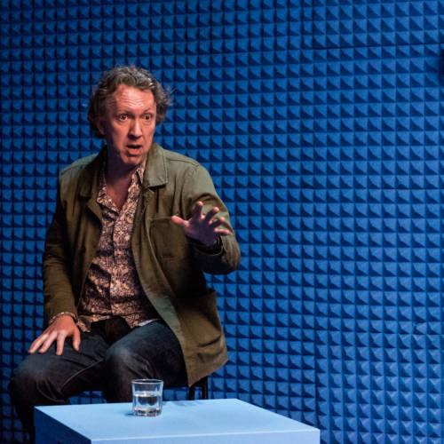Richard Lumsden in It's All Made Up by Deborah Pearson (Photo: Chloe Lamford)