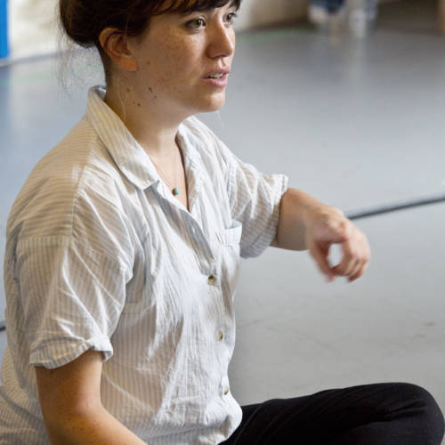 Jude Christian (Director) in Bodies by Vivienne Franzmann (Photo: Bronwen Sharp)