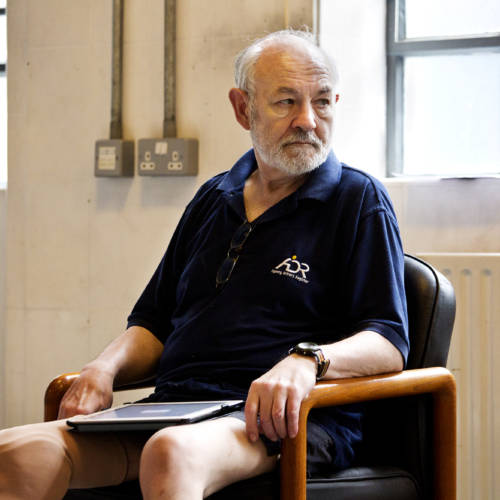 Philip Goldacre (David) in Bodies by Vivienne Franzmann (Photo: Bronwen Sharp)