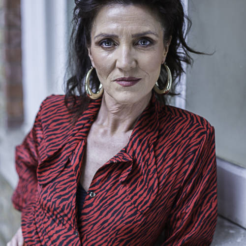 Michelle Fairley for Road by Jim Cartwright (Photo: Sarah Weal)