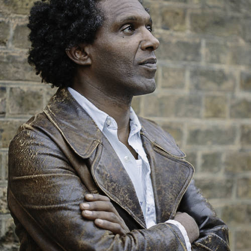 Lemn Sissay for Road by Jim Cartwright (Photo: Sarah Weal)
