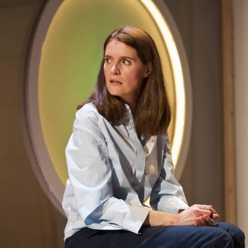 Justine Mitchell (Clem) in Bodies by Vivienne Franzmann (Photo: Bronwen Sharp)