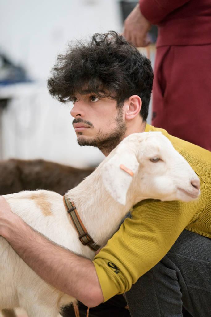 goat actors