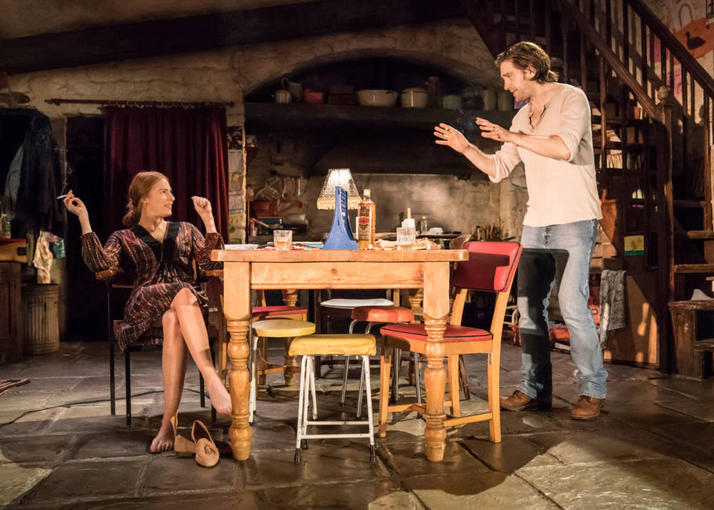 The Ferryman West End Transfer