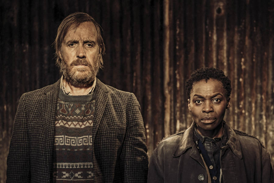 On Bear Ridge - 2019 - Rakie Ayola and Rhys Ifans - Header Image