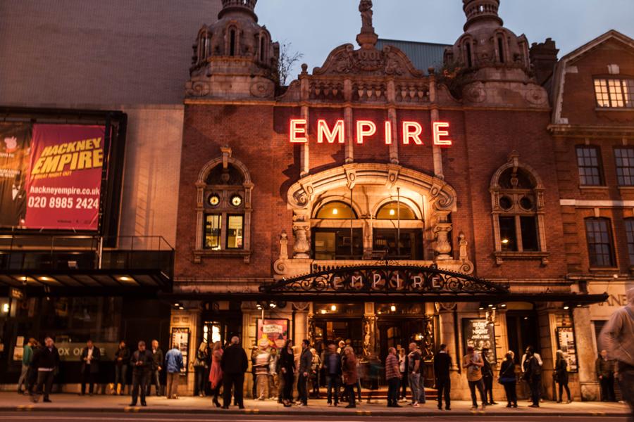 Hackney Empire, London
