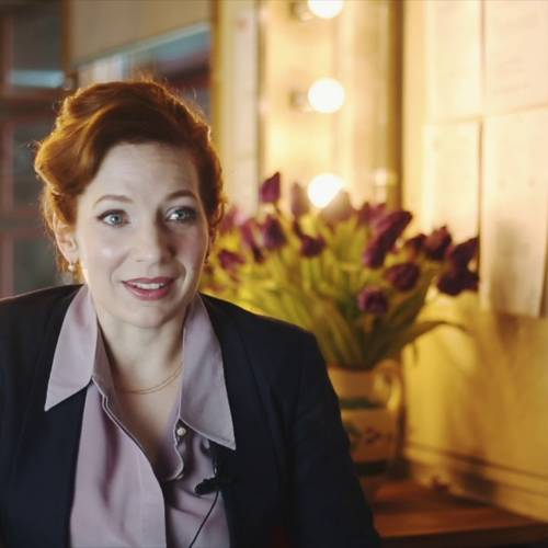 Shoe Lady | Katherine Parkinson's thoughts on the script