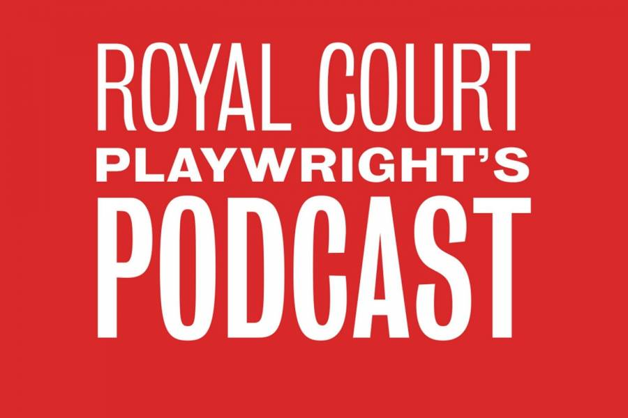 Listen to our Playwright's Podcast